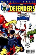 Defenders (2001-2002) #5