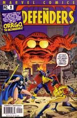Defenders (2001-2002) #9