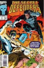 Secret Defenders (1993-1995) #5