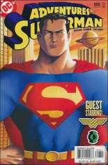 Adventures of Superman (1987-2006) #628