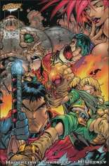 Battle Chasers #1 Variant A