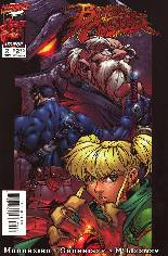 Battle Chasers #2 Variant A