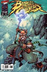 Battle Chasers #4 Variant D