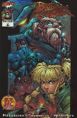 Battle Chasers #2 Variant B: DF Chromium Edition