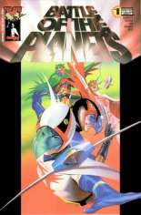Battle of the Planets (2002-2003) #1 Variant A
