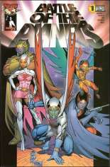 Battle of the Planets (2002-2003) #1 Variant B