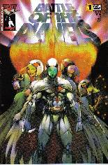 Battle of the Planets (2002-2003) #1 Variant D