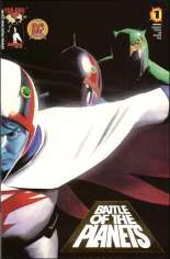 Battle of the Planets (2002-2003) #1 Variant J: DF Gold Foil Cover