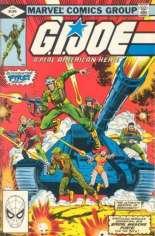 G.I. Joe (1982-1994) #1 Variant B: Direct Edition