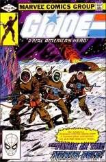 G.I. Joe (1982-1994) #2 Variant B: Direct Edition