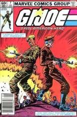G.I. Joe (1982-1994) #7 Variant A: Newsstand Edition