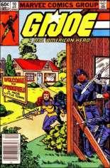 G.I. Joe (1982-1994) #10 Variant A: Newsstand Edition