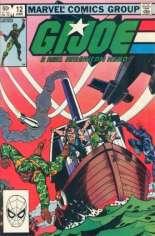 G.I. Joe (1982-1994) #12 Variant B: Direct Edition