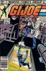 G.I. Joe (1982-1994) #15 Variant A: Newsstand Edition