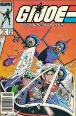 G.I. Joe (1982-1994) #34 Variant A: Newsstand Edition