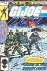 G.I. Joe (1982-1994) #2 Variant D: 2nd Printing; Shortened Cover Price Font