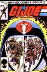 G.I. Joe (1982-1994) #6 Variant C: 2nd Printing