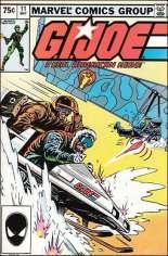 G.I. Joe (1982-1994) #11 Variant C: 2nd Printing