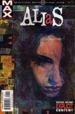 Alias (2001-2004) #1 Variant A