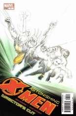 Astonishing X-Men (2004-2013) #1 Variant D: Director's Cut