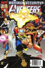 Avengers (1998-2004) #35 Variant A: Newsstand Edition