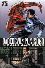 Daredevil vs. Punisher: Means and Ends #TP Variant A