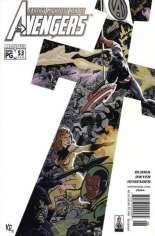 Avengers (1998-2004) #53 Variant A: Newsstand Edition; Alternately Numbered #468