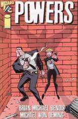 Powers (2000-2004) #.5 Variant A: Wizard 1/2