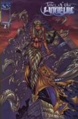 Tales of the Witchblade (1996-2001) #7 Variant C: Graham Cracker Comics Exclusive