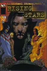 Rising Stars (1999-2005) #1 Variant M: Funeral Gold Monster Mart Editions