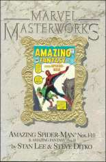 Marvel Masterworks (1987-2002) #HC Vol 1 Variant B: 2nd Printing