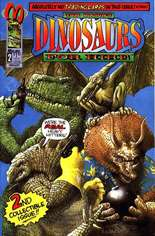 Dinosaurs For Hire (1993-1994) #2