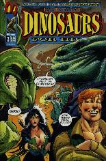 Dinosaurs For Hire (1993-1994) #3