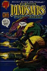 Dinosaurs For Hire (1993-1994) #4