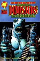 Dinosaurs For Hire (1993-1994) #11
