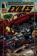 Exiles (1993) #3: Flipbook