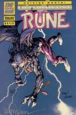 Rune (1994-1995) #1 Variant C: DF Signed Edition; Signed by Barry Windsor-Smith; Limited to 10,000 Copies