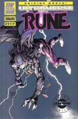 Rune (1994-1995) #1 Variant B: Ultra 5000 Limited Edition