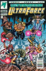 Ultraforce (1994-1995) #1 Variant A: Newsstand Edition