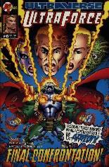 Ultraforce (1994-1995) #6