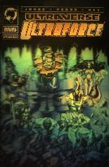 Ultraforce (1994-1995) #1 Variant E: Gold Hologram Edition