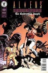 Aliens: Apocalypse - The Destroying Angels (1999) #2