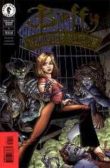 Buffy the Vampire Slayer (1998-2003) #1 Variant C: Gold Foil Cover
