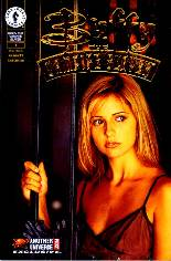 Buffy the Vampire Slayer (1998-2003) #1 Variant D: Another Universe Exclusive Gold Foil Cover