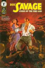 Doc Savage: Curse of the Fire God (1995) #3