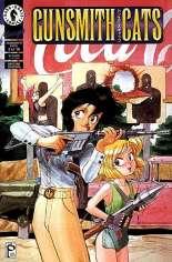 Gunsmith Cats (1995-1996) #3