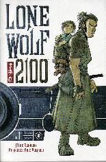 Lone Wolf 2100 (2002-2004) #1