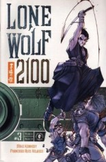 Lone Wolf 2100 (2002-2004) #3
