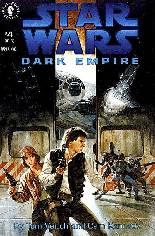 Star Wars: Dark Empire #4 Variant A