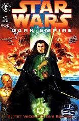 Star Wars: Dark Empire #6 Variant A
